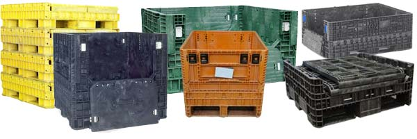 Buy Used Containers Bulk Plastic