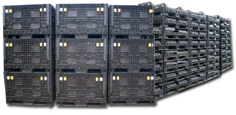 Used Bulk Containers for Sale