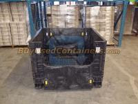 USED 45x48x34 Bulk Containers - Mixed Colors & Brands