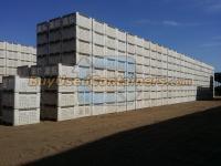 Used 48 x 48 x 29 Macro Harvest Bins