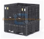 40x48x42 Plastic Collapsible Bulk Container