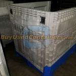40x48x46 Used Buckhorn Bulk Container
