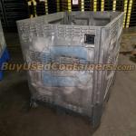 Used 40x48x46 Buckhorn Bulk Bin