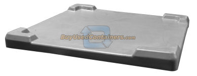 Lid for 48x44 Fixed Wall Bulk Container