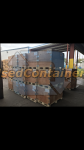 Used 60x24x23 Heavy-Duty Wooden Shipping Crates