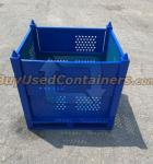 36x32x36 Steel Bulk Container