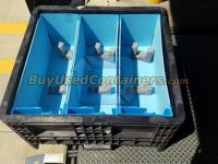 Used 32x30x18 Fixed Wall (Non-Collapsible) Bins