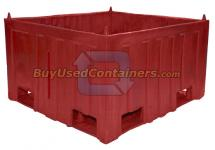 Fixed Wall Bulk Container