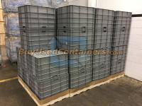 20x18x26 Straight Wall Totes - Used Once