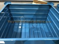 steel tub rated for 4000 lbs
