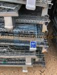 Used 40x48x30 Wire Baskets - Collapsible