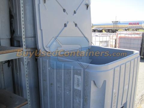 Used Insulated Liquid Bulk Containers Sold Buy