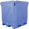 34cu ft - 48x43x49 Insulated Container w/Lid - Outside View